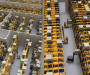 Logistics centers and storages cleaning