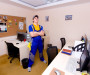 Cleaning offices and premises