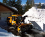 Snow removal from the adjacent territory