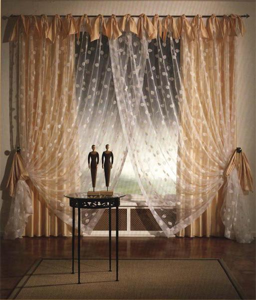 Как красиво повесить шторы своими руками 47