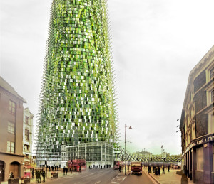 Organic-London-Skyscraper-Recycled-Waste