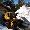 Уборка снега с прилегающей территории