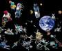 Уборка мусора на Земной орбите