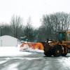 Владельцам предприятий грозят штрафы за неубранный снег