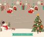 Клининговая компания ДЕН поздравляет всех всех с Новогодними праздниками!