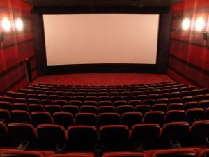 Уборка кинотеатров